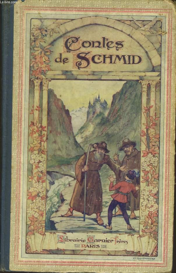 CONTES DE SHMID. TRADUCTION DE L'ABBE MACKER, LA SEULE APPROUVEE PAR L'AUTEUR.