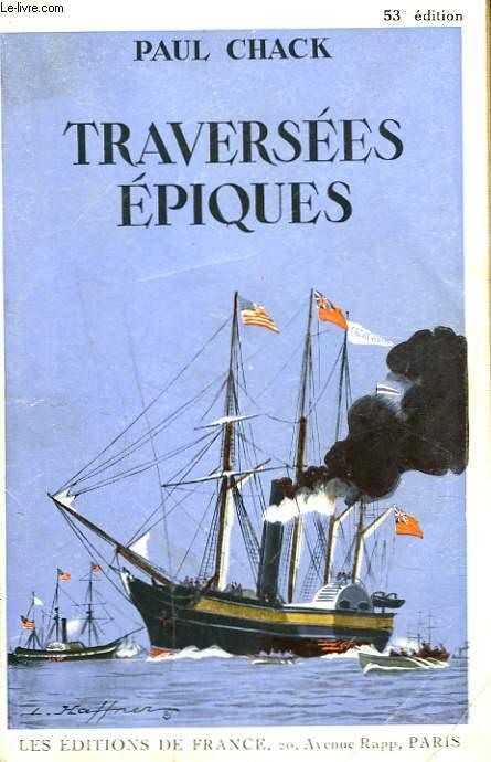 TRAVERSEES EPIQUES.