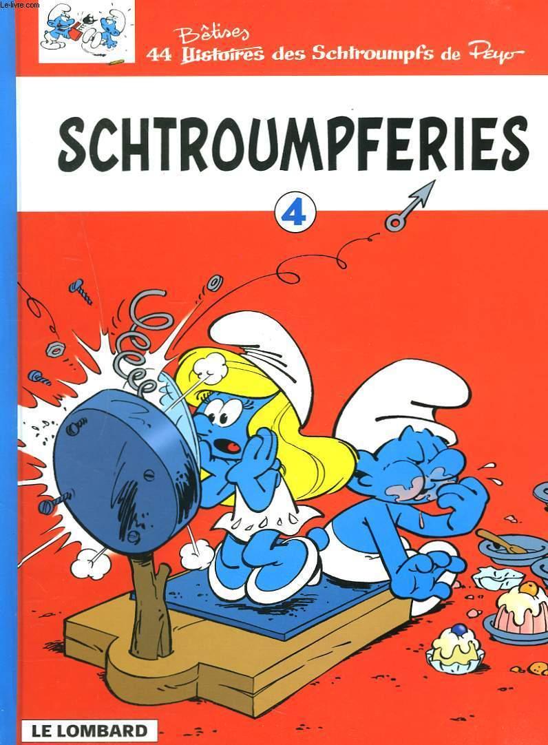 SCHTROUMPFERIES. 4.