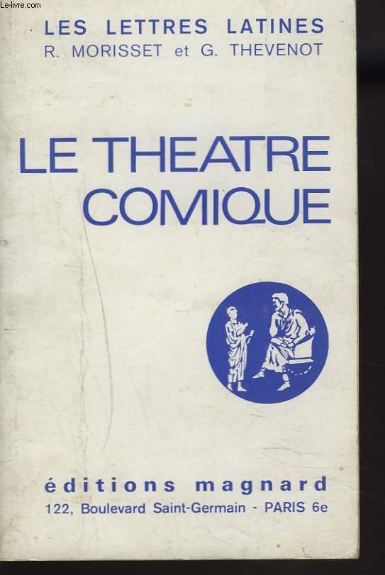 LE THEATRE COMIQUE