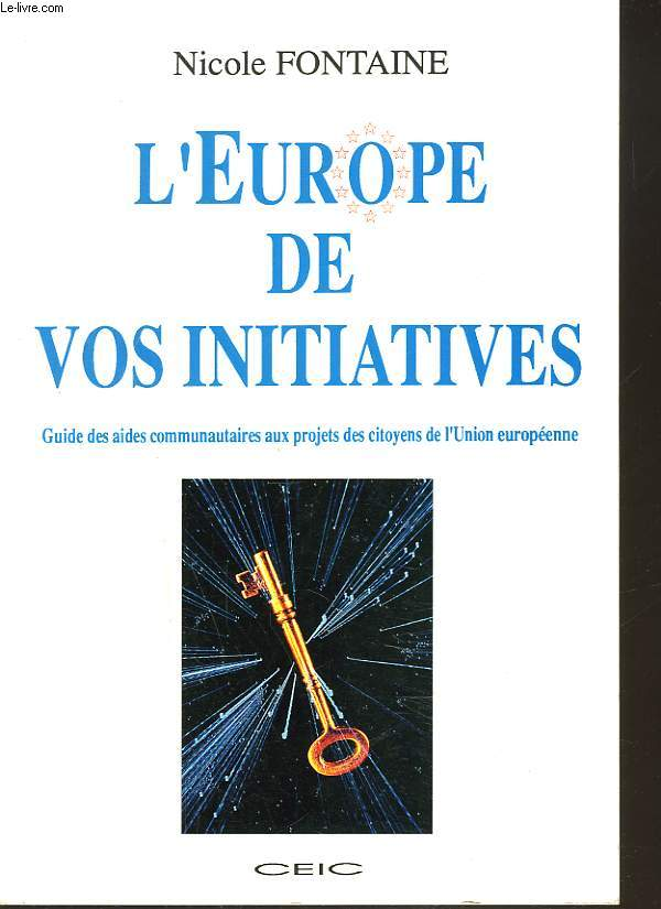 L'EUROPE DE VOS INITIATIVES