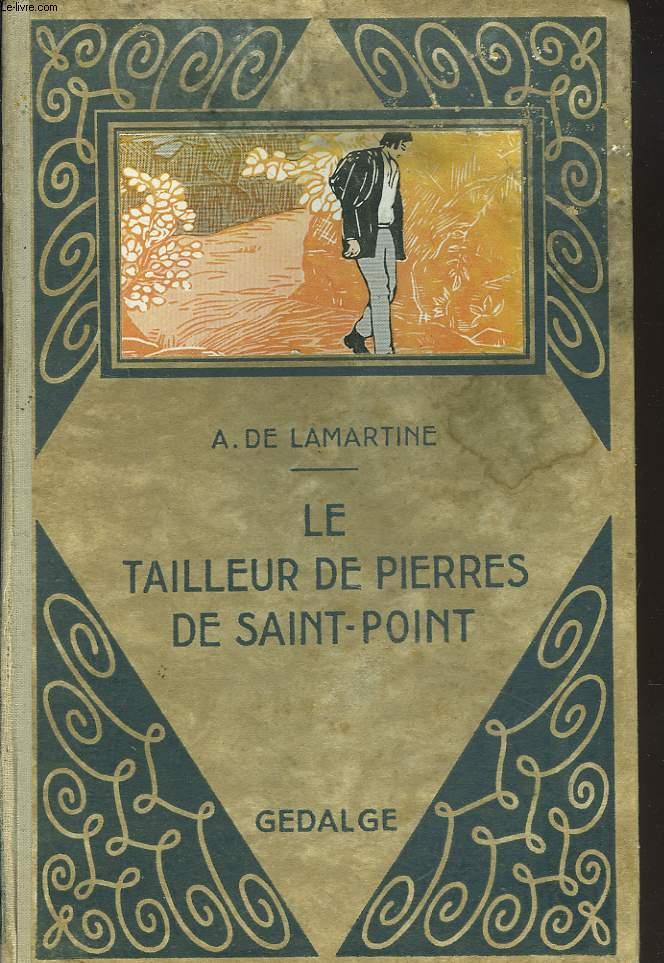 LE TAILLEUR DE PIERRE DE SAINT-POINT.