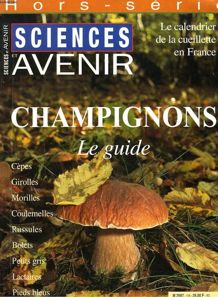 Livres d 39 occasions les champignons en stock envoi sous - Calendrier des champignons comestibles ...