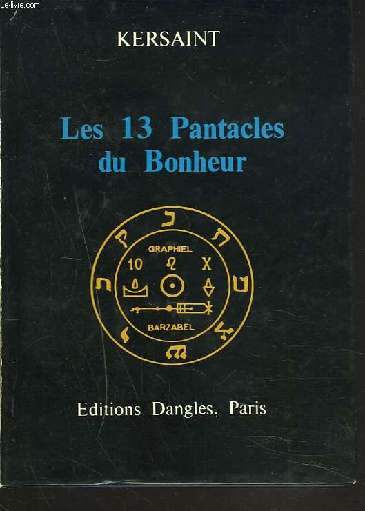 LES 13 PANTACLES DU BONHEUR