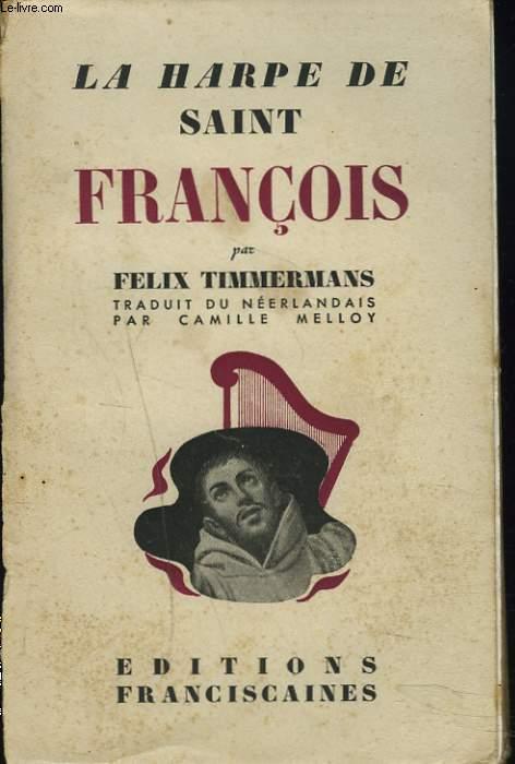 LA HARPE DE SAINT-FRANCOIS