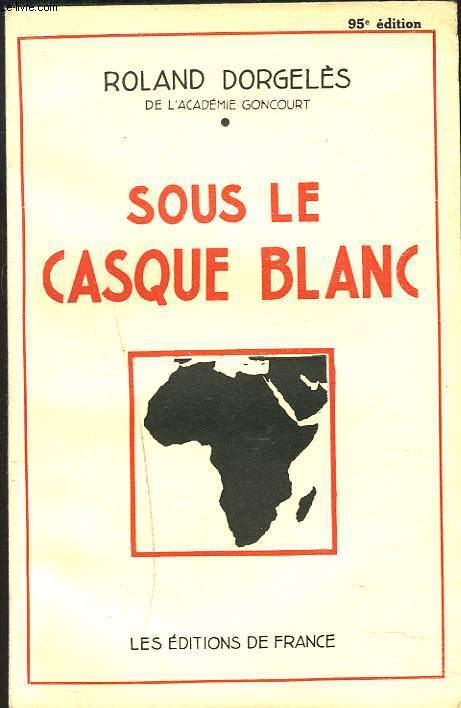 SOUS LE CASQUE BLANC