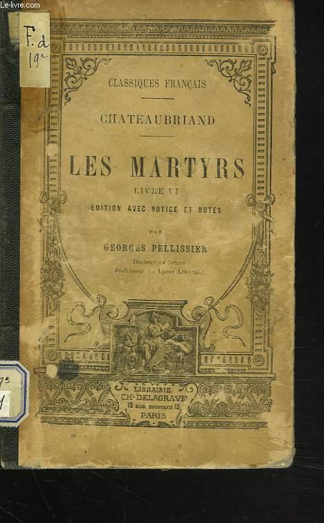LES MARTYRS. LIVRE VI.