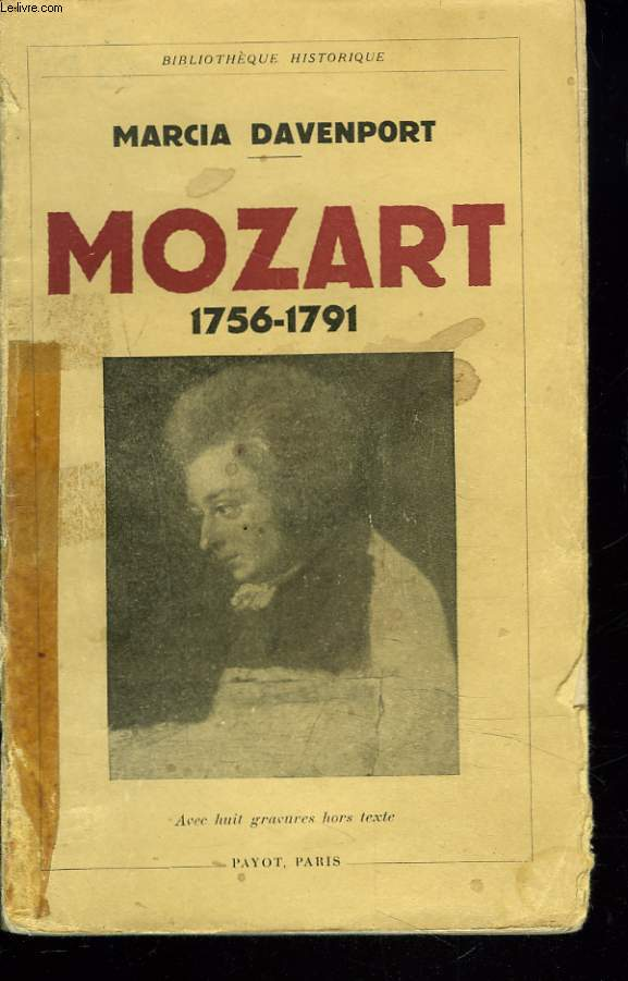 MOZART 1756-1791.