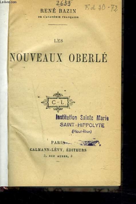 LES NOUVEAUX OBERLE