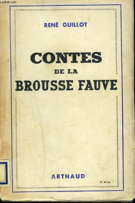 CONTES DE LA BROUSSE FAUVE