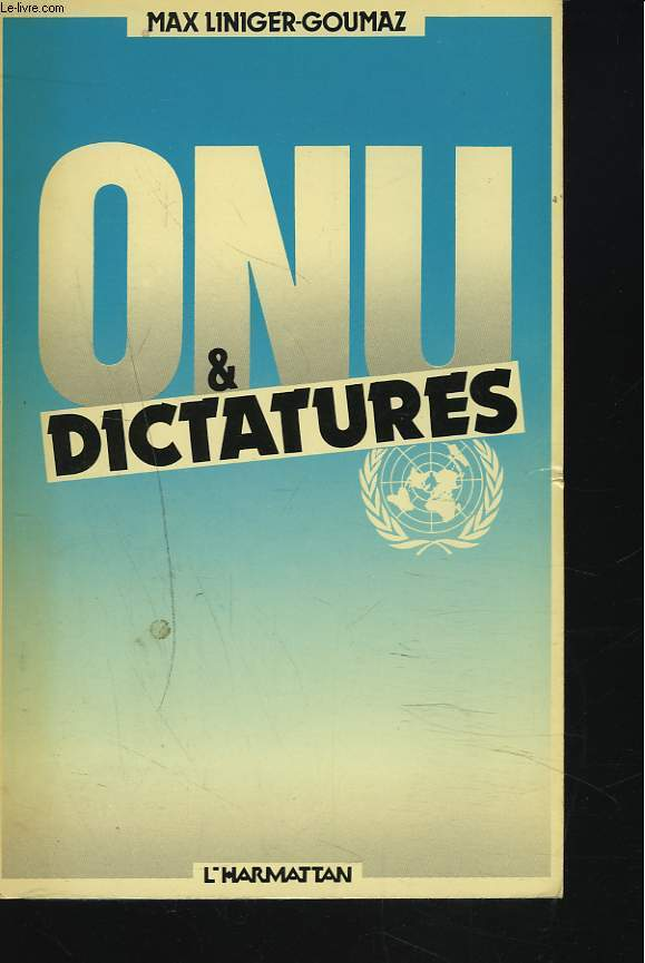 ONU & DICTATURES