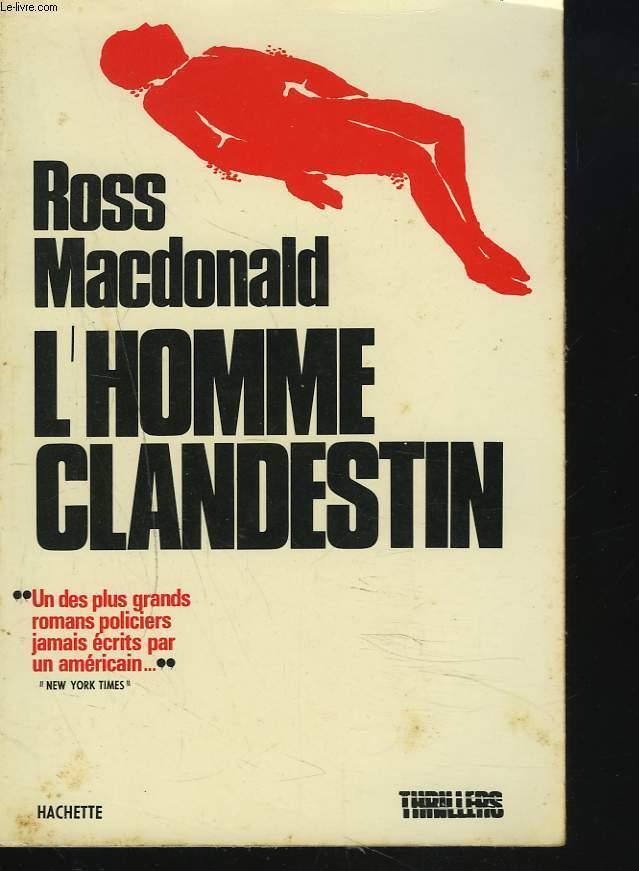 L'HOMME CLANDESTIN