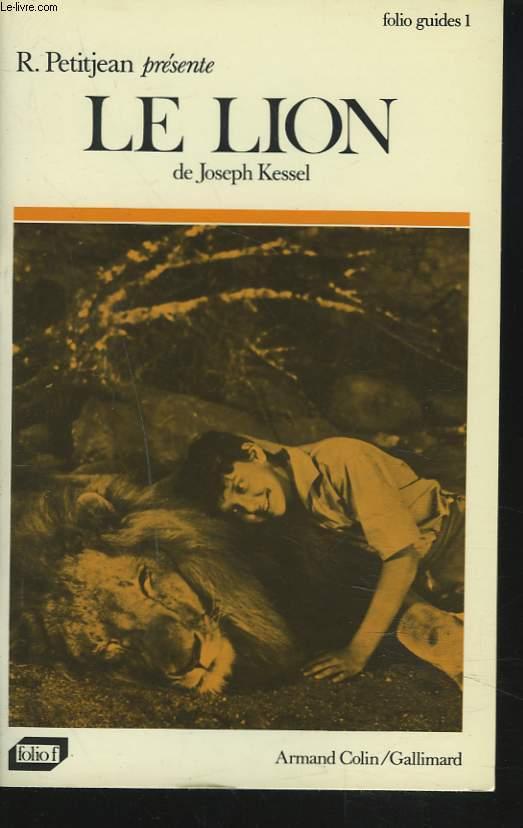 R. PETITJEAN PRESENTE LE LION