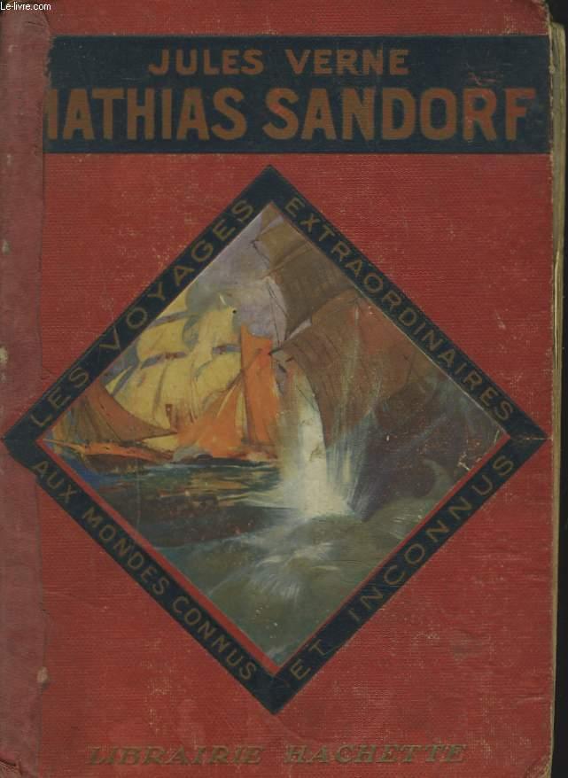 MATHIAS SANDORF. 1e PARTIE