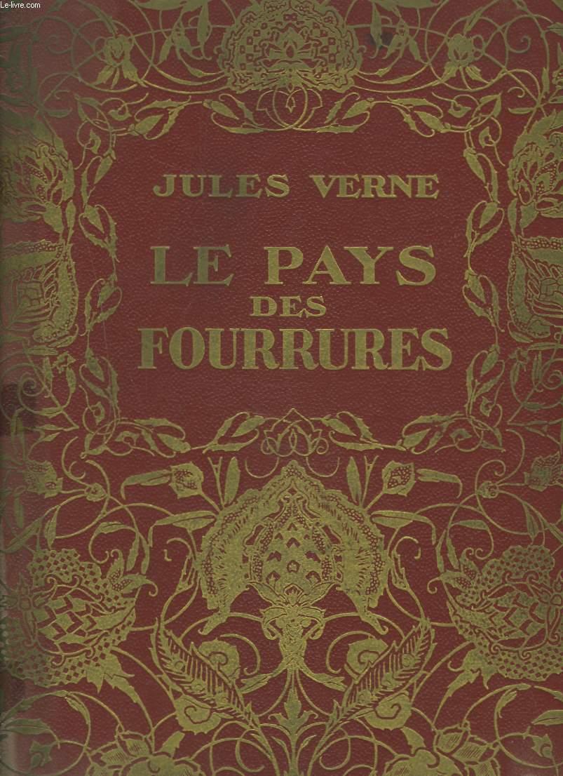 LE PAYS DES FOURRURES