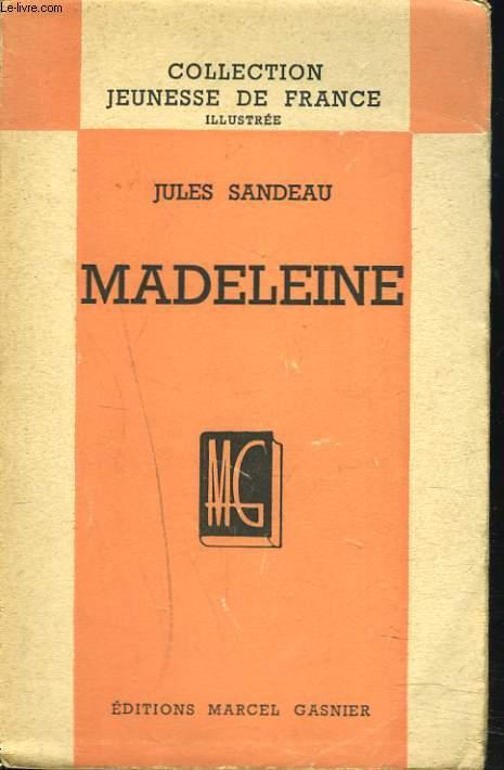 MADELEINE / COLLECTION JEUNESSE DE FRANCE