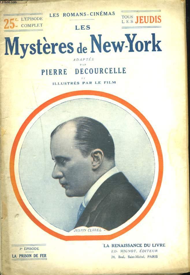 LES MYSTERES DE NEW-YORK.