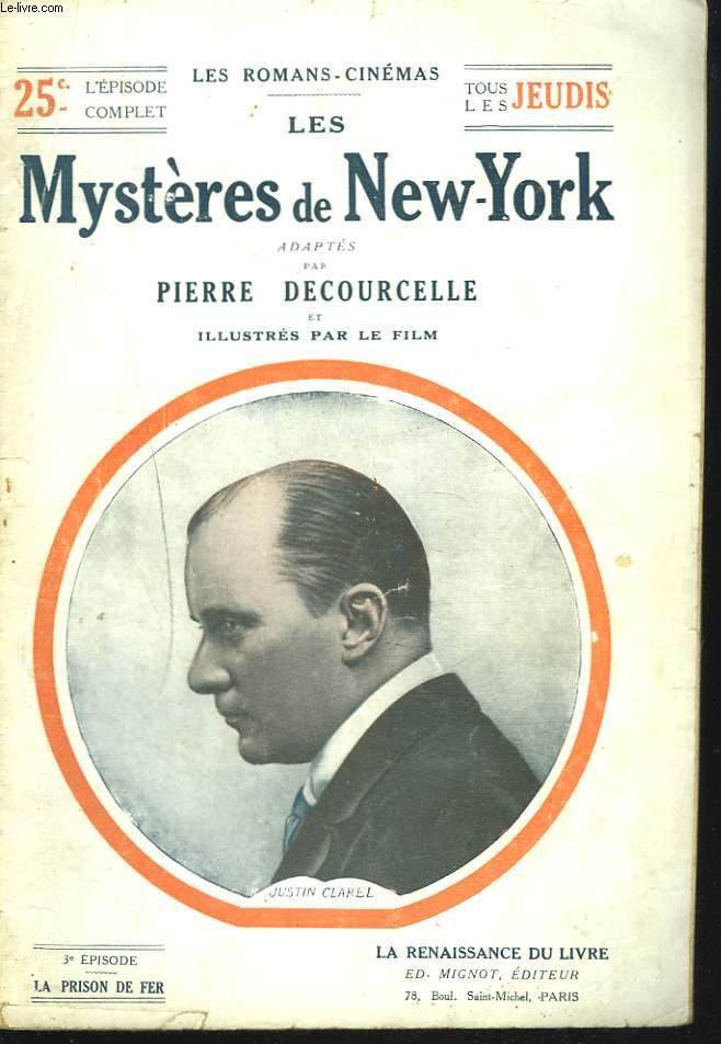 LES MYSTERES DE NEW-YORK. (INCOPLET, MANQUE LE N°9)