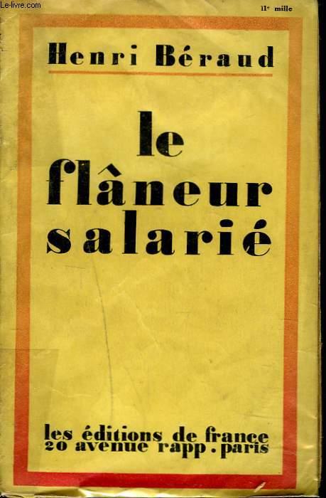 LA FLANEUR SALARIE