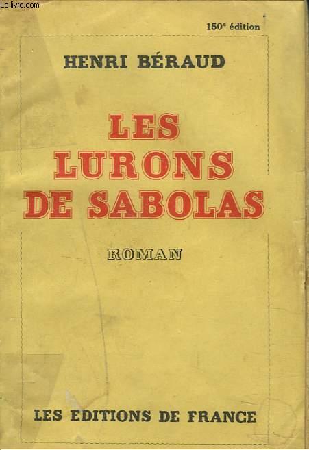 LES LURONS DE SABOLAS