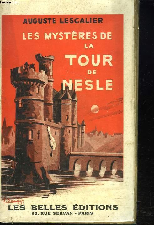 LES MYSTERES DE LA TOUR DE NESLE