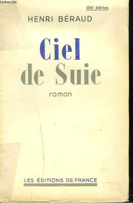 CIEL DE SUIE