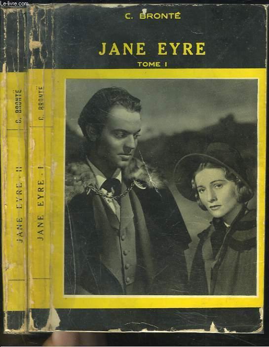 JANE EYRE EN 2 TOMES.