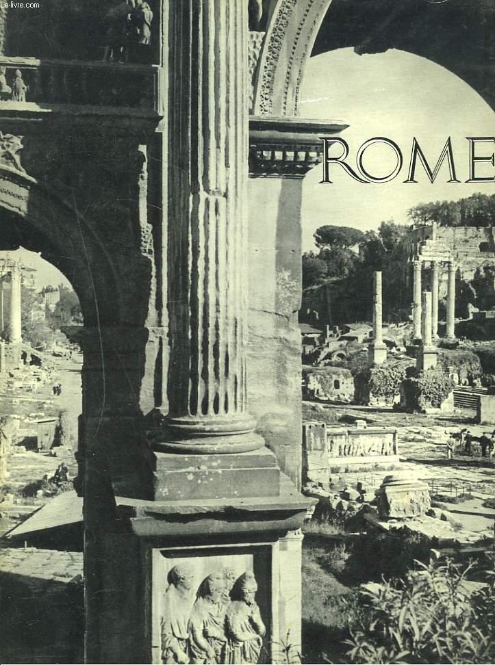ROME. LA CAMPAGNE ROMAINE ET L'OMBRE.