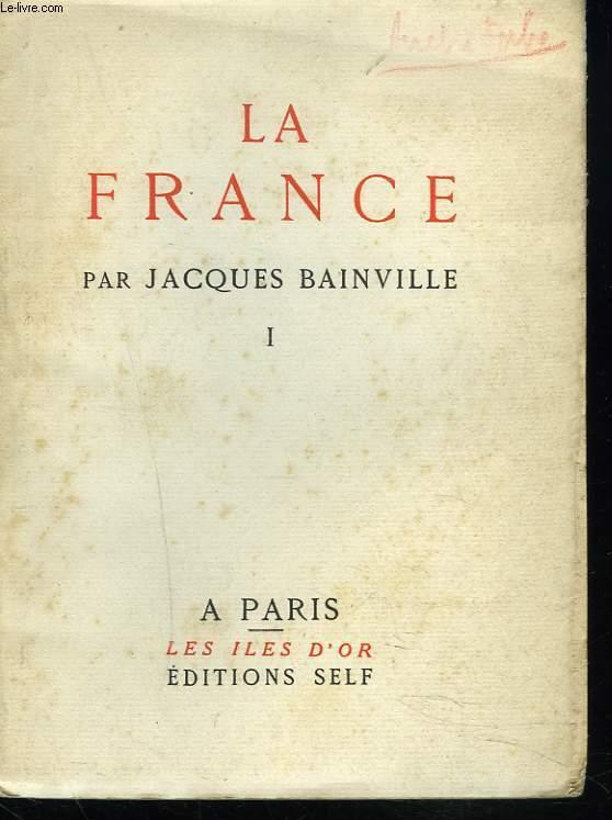 LA FRANCE I.