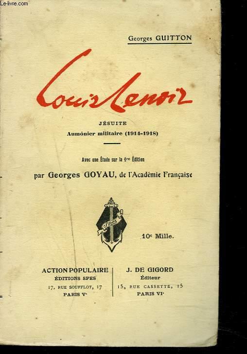 LOUIS LENOIR