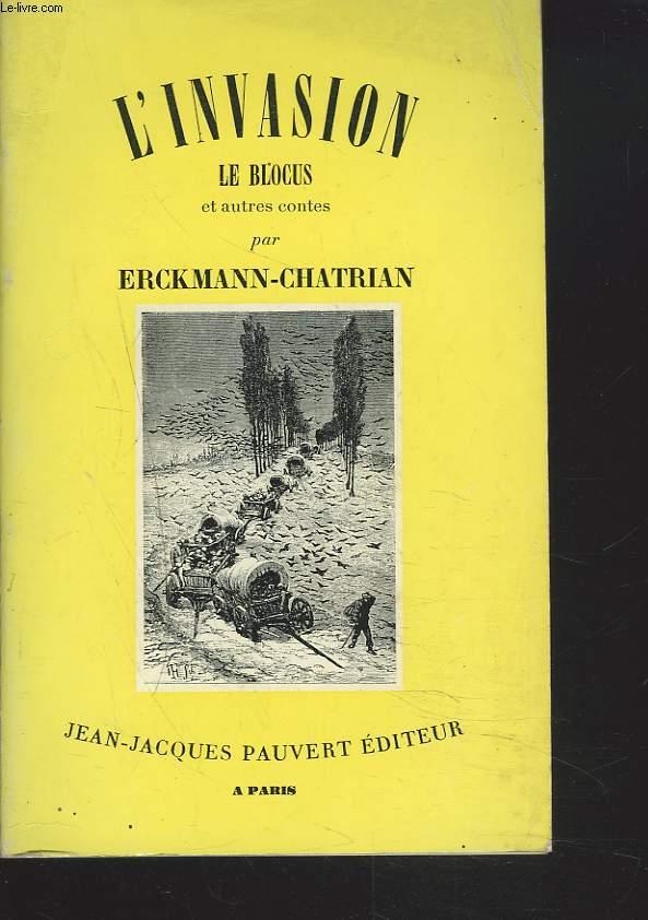 CONTES ET ROMANS NATIONAUX ET POPULAIRES VIII. L'INVASION. LE BLOCUS ET AUTRES CONTES.