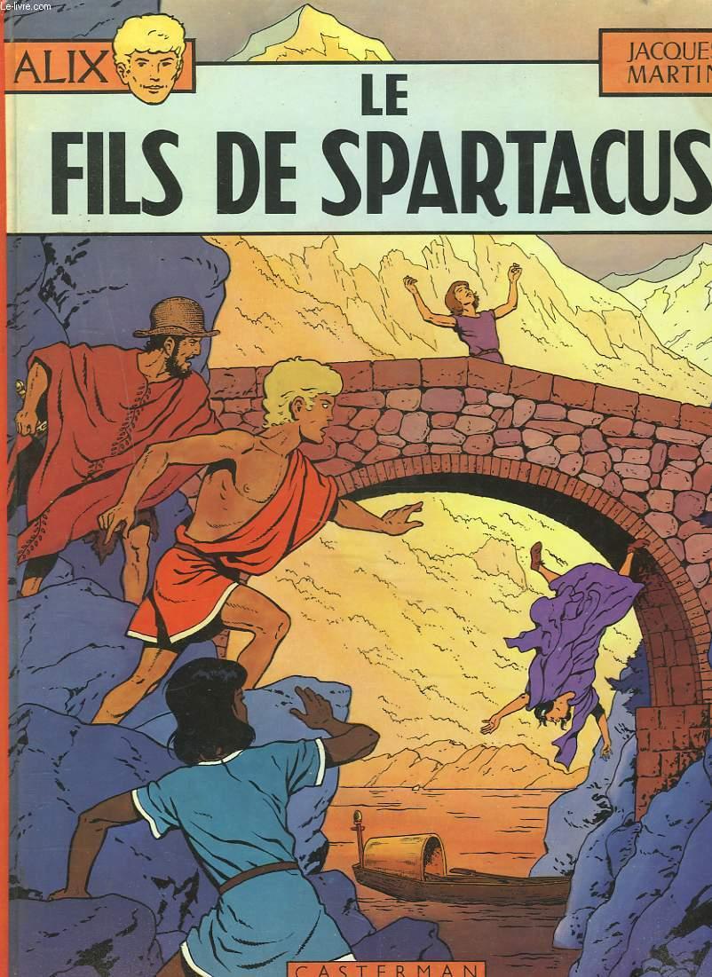 ALIX. LE FILS DE SPARTACUS