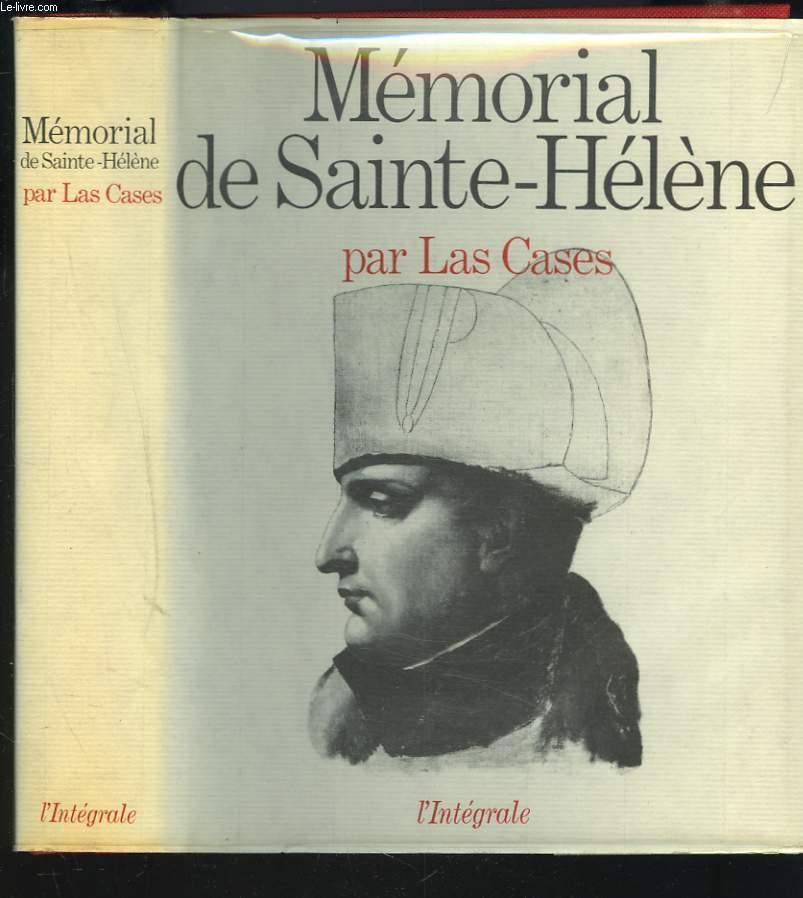 MEMORIAL DE SAINT6HELENE