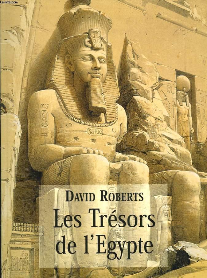 LES TRESORS DE L'EGYPTE