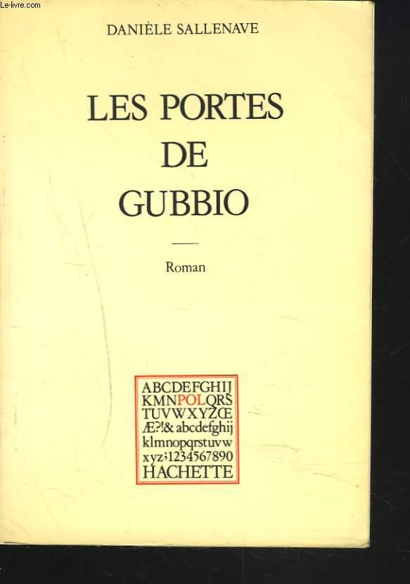 LES PORTES DE GUBBIO. ROMAN.