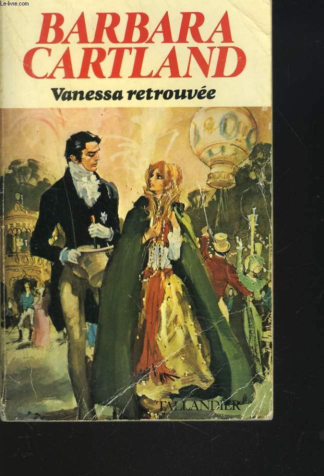 VANESSA RETROUVEE