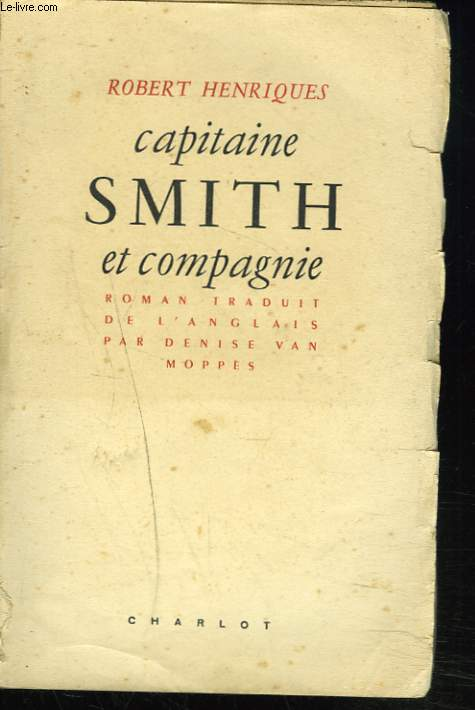 CAPITAINE SMITH ET COMPAGNIE