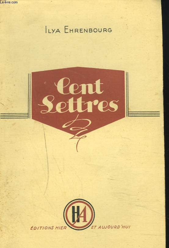 CENT LETTRES