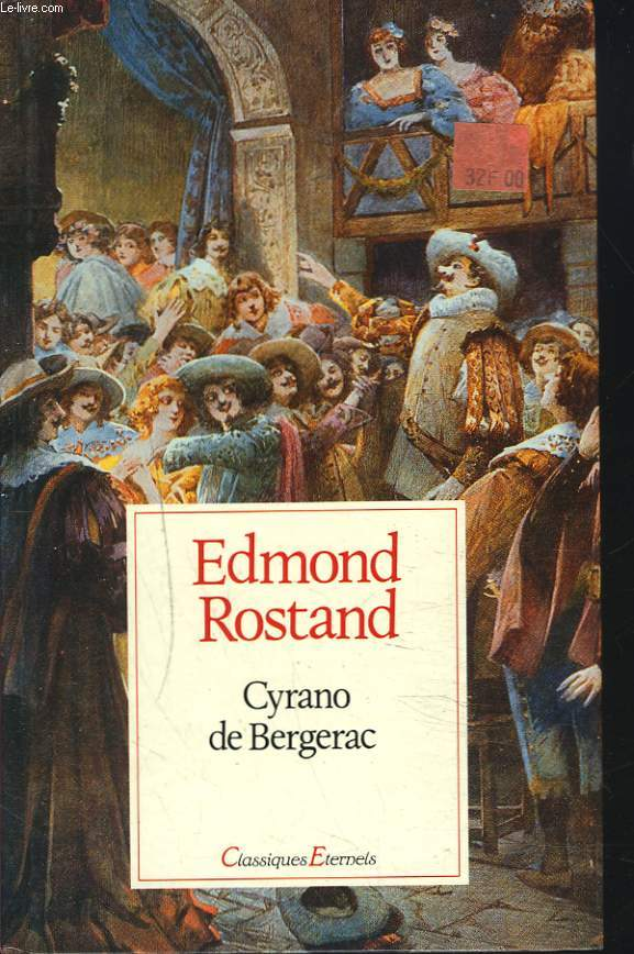 an analysis of cyrano de begerac by edmond rostand The nook book (ebook) of the cyrano de bergerac by edmond rostand at barnes & noble free shipping on $25 or more.