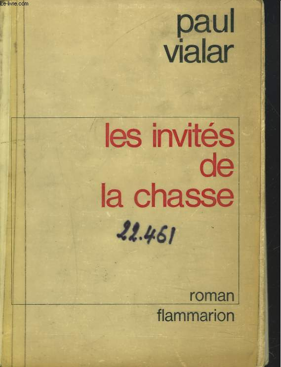 LES INVITES DE LA CHASSE