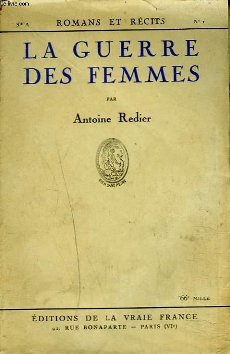 LA GUERRE DES FEMMES