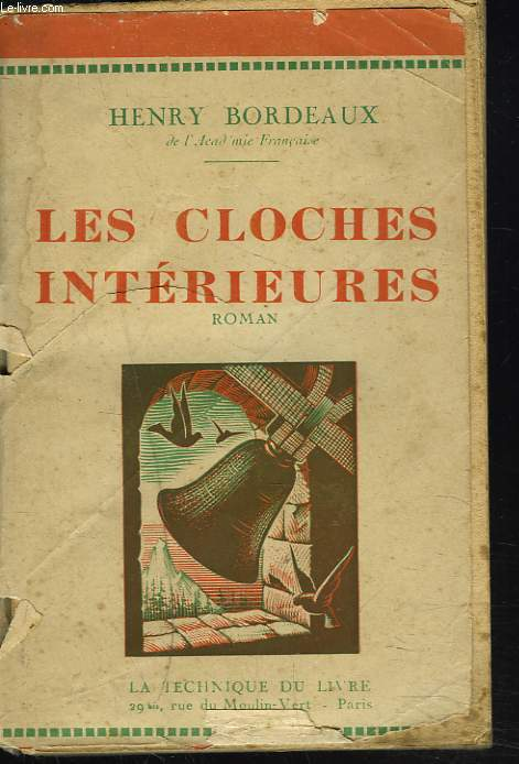 LES CLOCHES INTERIEURES