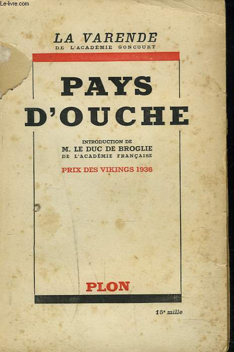 PAYS D'OUCHE