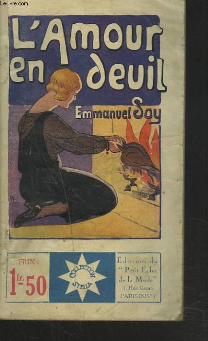 L'AMOUR EN DEUIL.