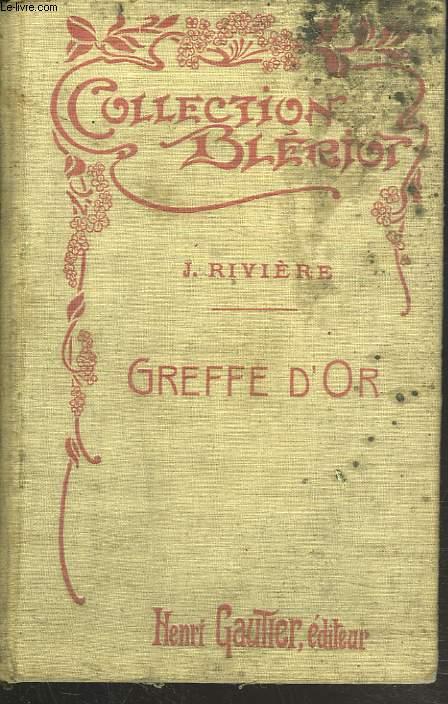 GREFFE D'OR
