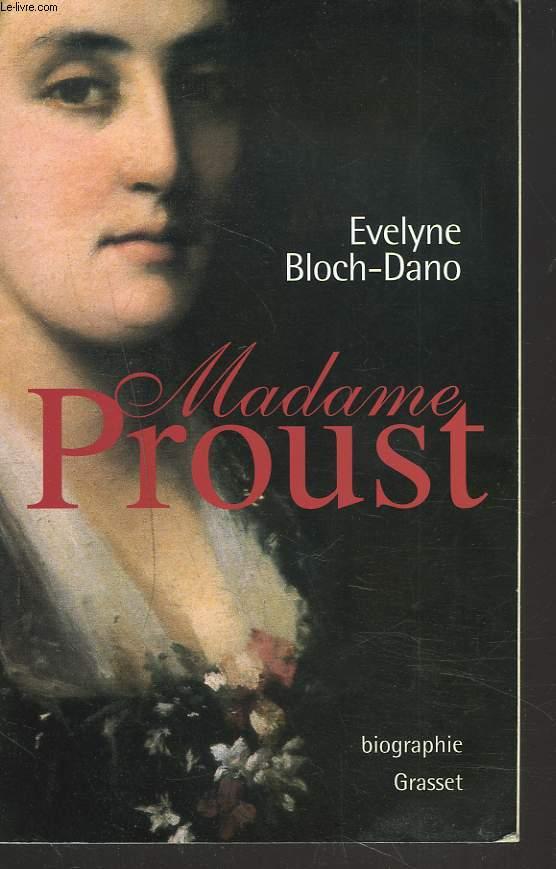 MADAME PROUST