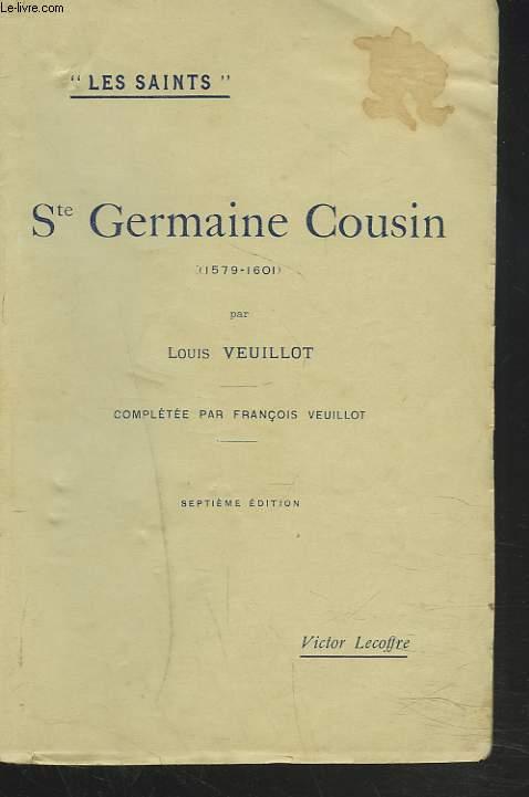 Ste GERMAINE COUSIN 1579-1601.