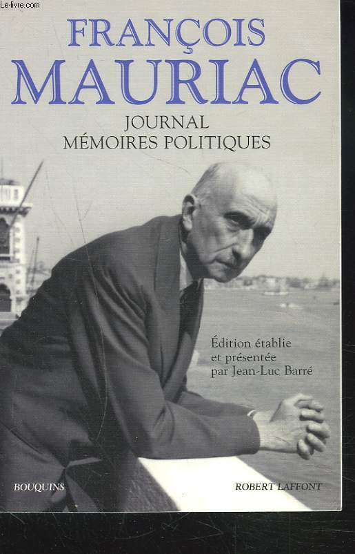 JOURNAL MEMOIRES POLITIQUES