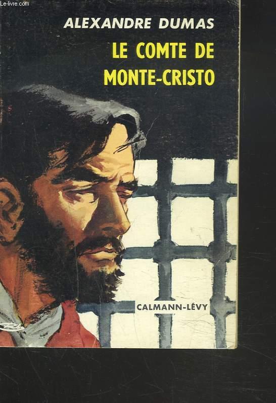 LE COMTE DE MONTE-CRISTO. TOME I.