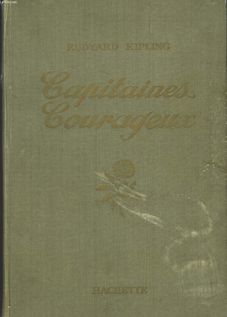 CAPITAINES COURAGEUX. UNE HISTOIRE DU BANC DE TERRE-NEUVE.